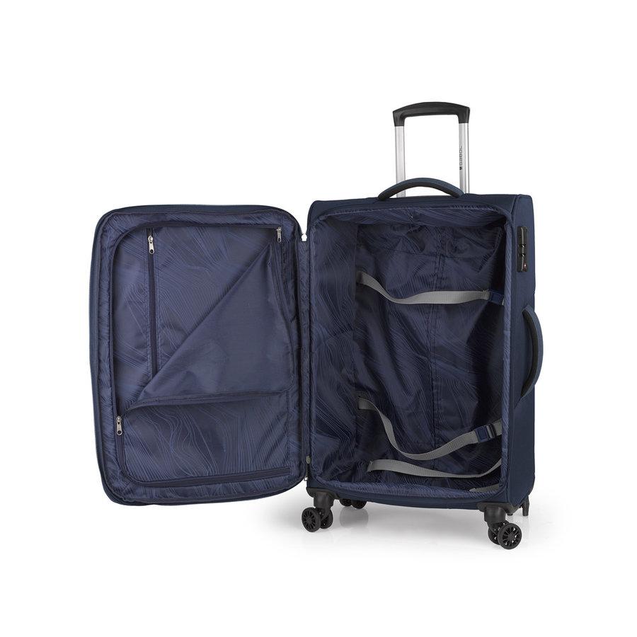 Gabol Medium Koffer Mailer Blauw