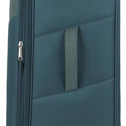 Gabol Medium Koffer Mailer Turquoise