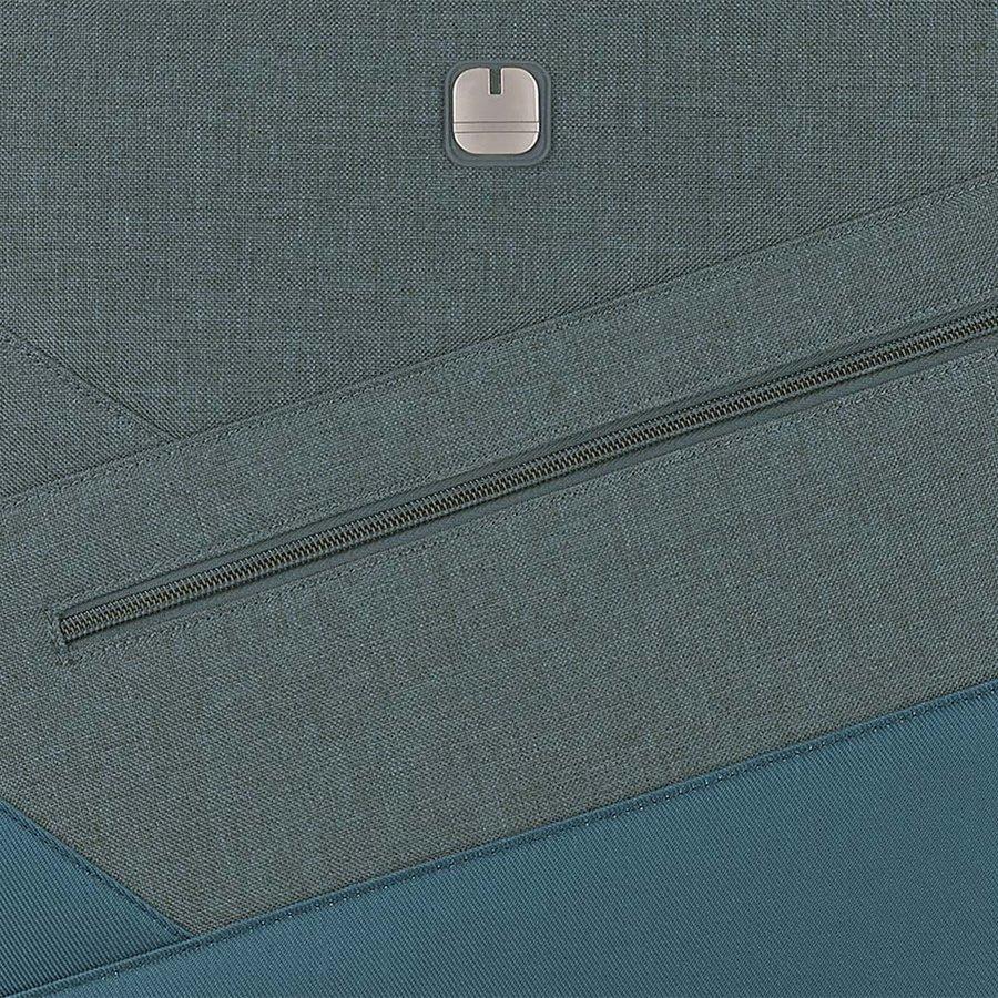 Gabol Large Koffer Mailer Turquoise