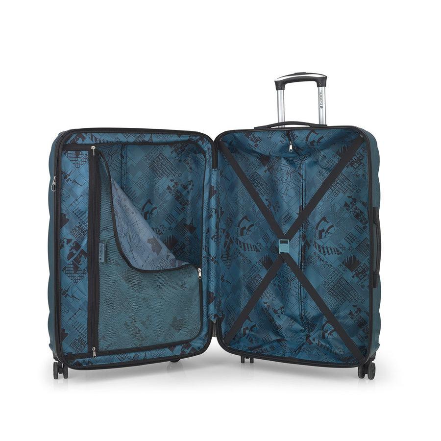 Gabol Large Koffer London Turquoise