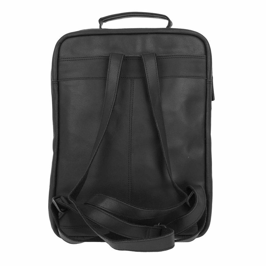 DSTRCT Riverside Laptop Rugzak 15,6 inch Black