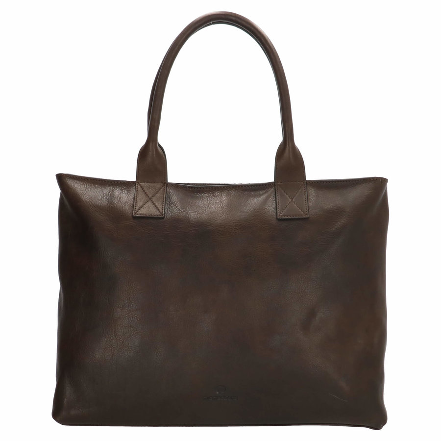 Micmacbags Discover Shopper Donker Bruin