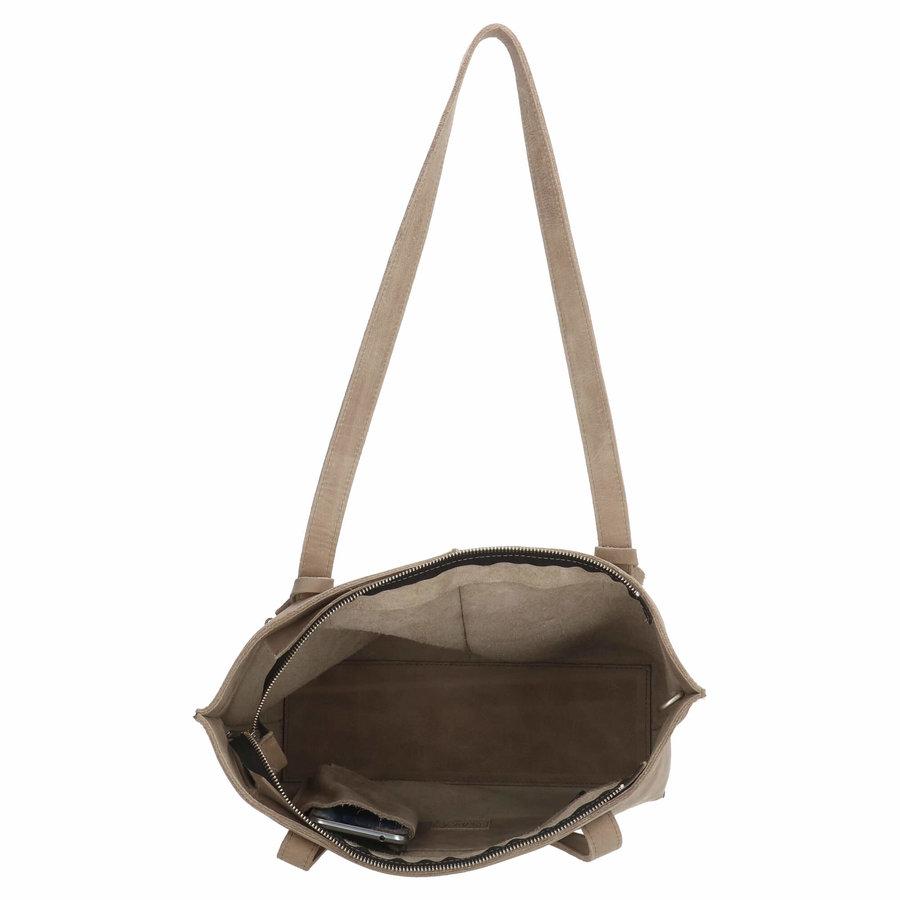 SoDutch Bags Shopper Tulp #01 Taupe