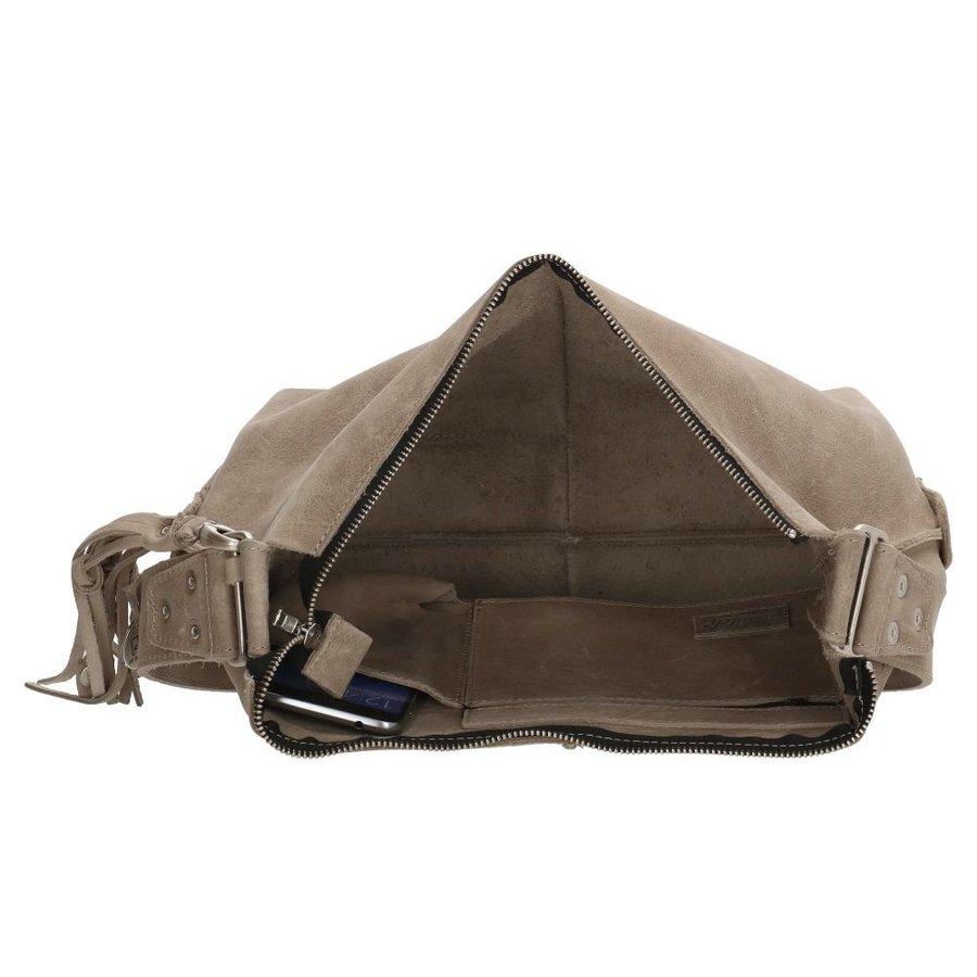 SoDutch Bags Schoudertas Studs #03 Taupe