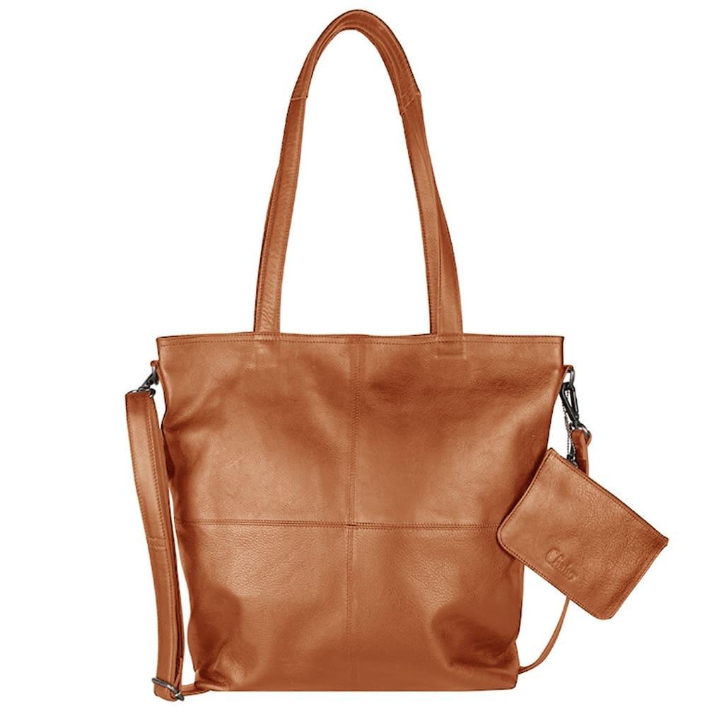 Chabo Bags Shopper Street OX Kate Camel