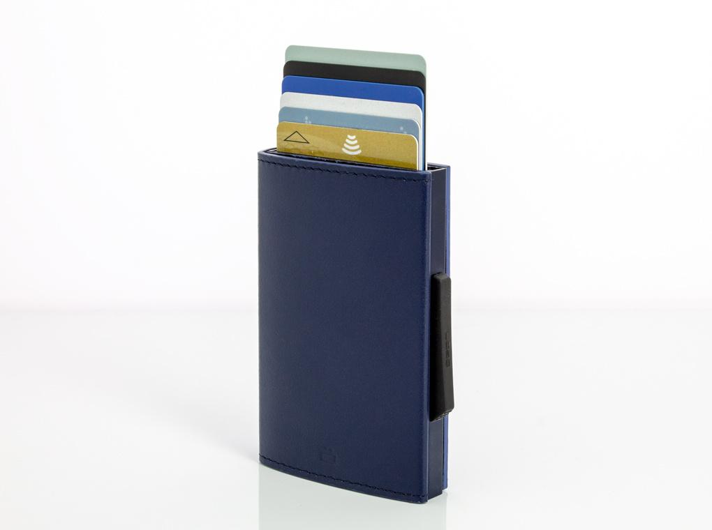 Ogon Cascade Wallet Navy Blue