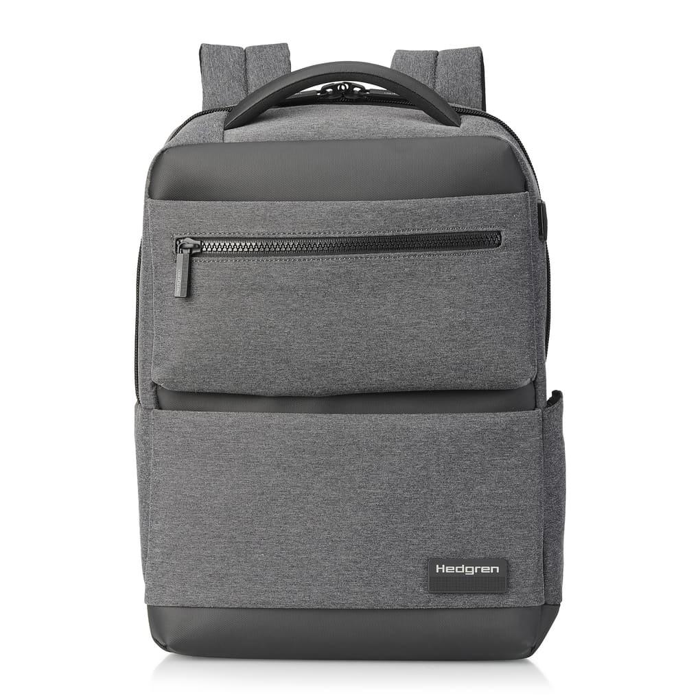 Hedgren Laptop Rugzak 13,3 inch Port Stylish Grey