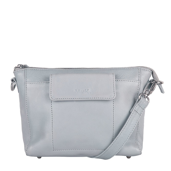 MyK. Bag Avalon Silver Grey