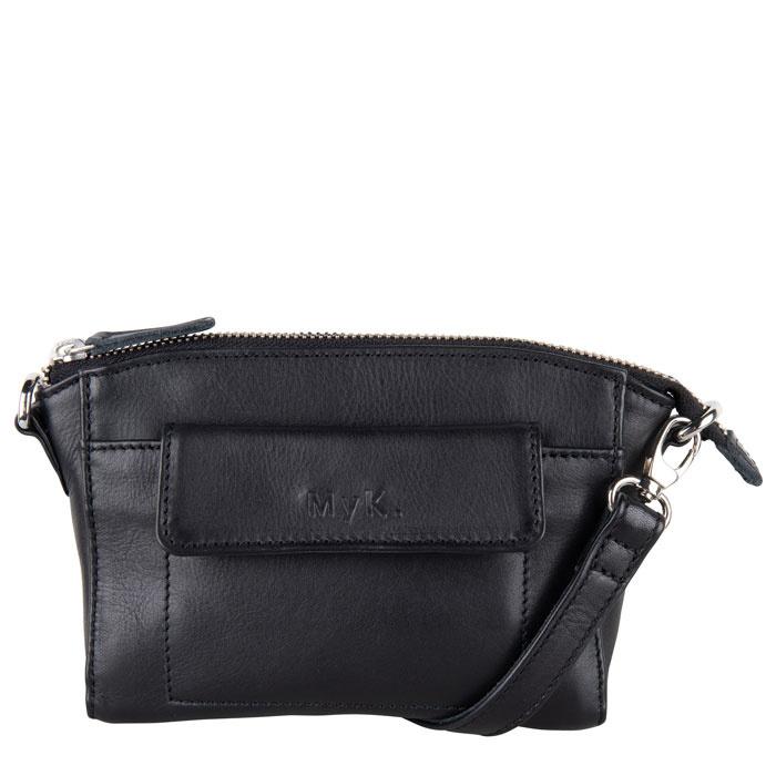 MyK. Bag Carlton Black