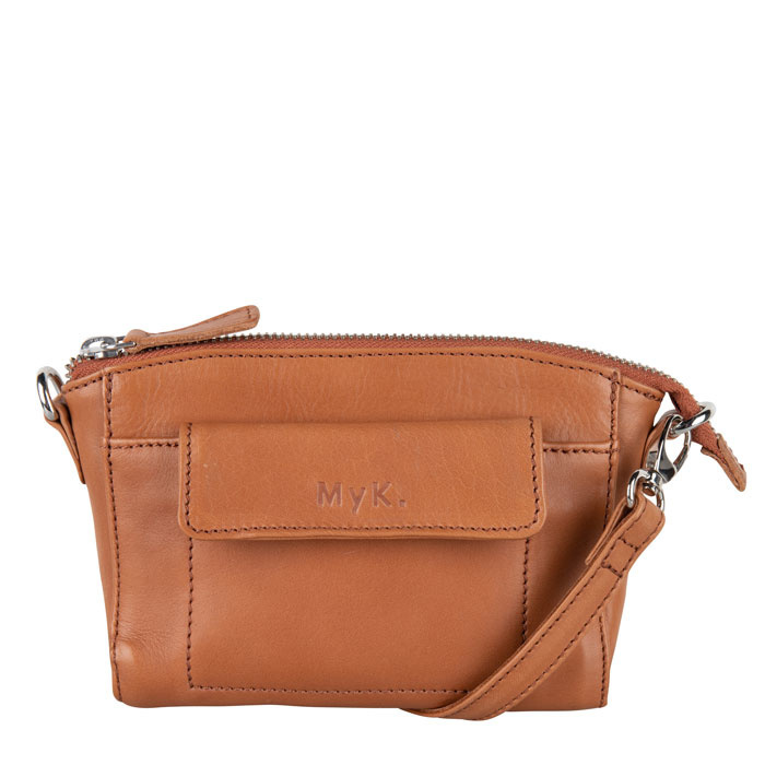 MyK. Bag Carlton Caramel