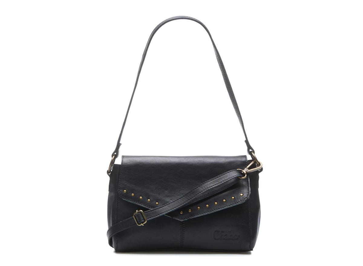 Chabo Bags Susy Studs Medium Black