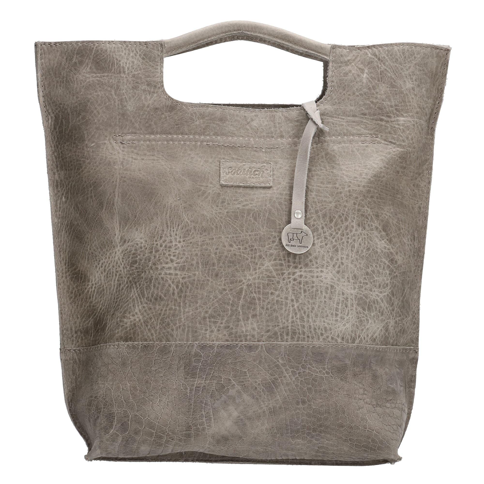 SoDutch Bags Handtas #08 Licht Grijs