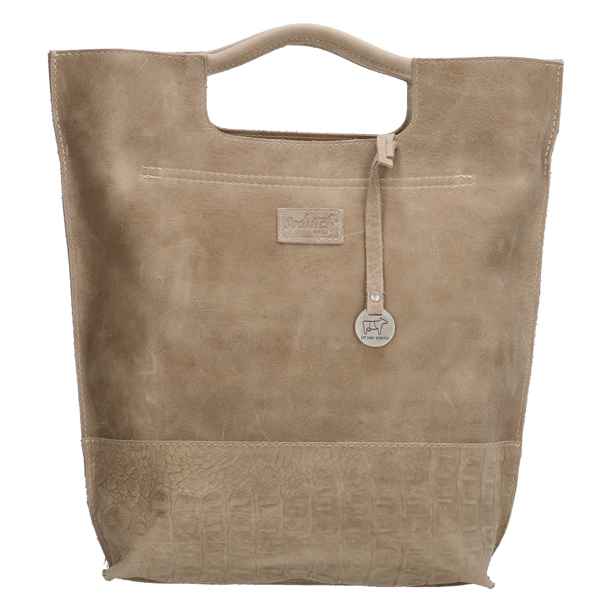 SoDutch Bags Handtas #08 Taupe