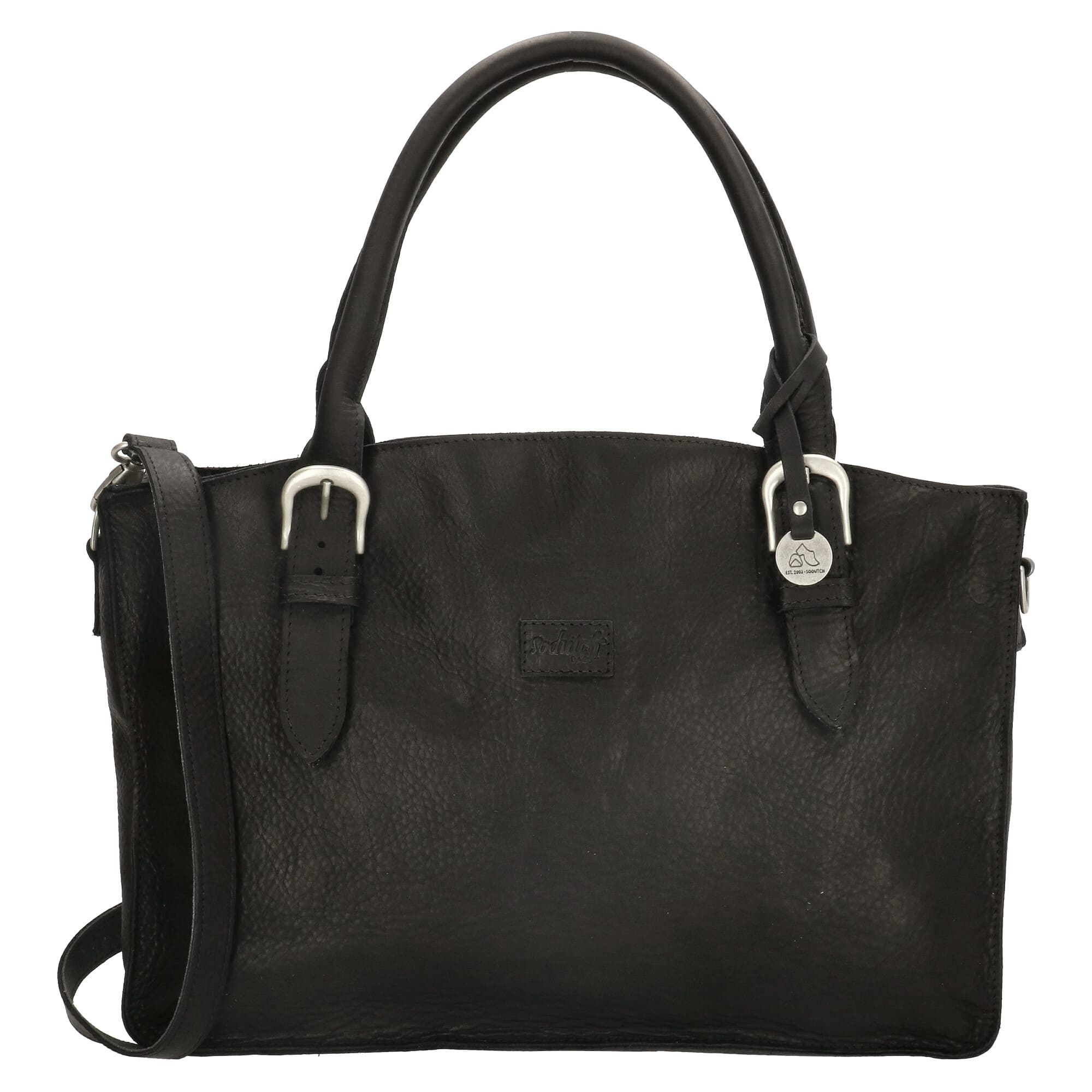 SoDutch Bags Laptoptas #09 Zwart