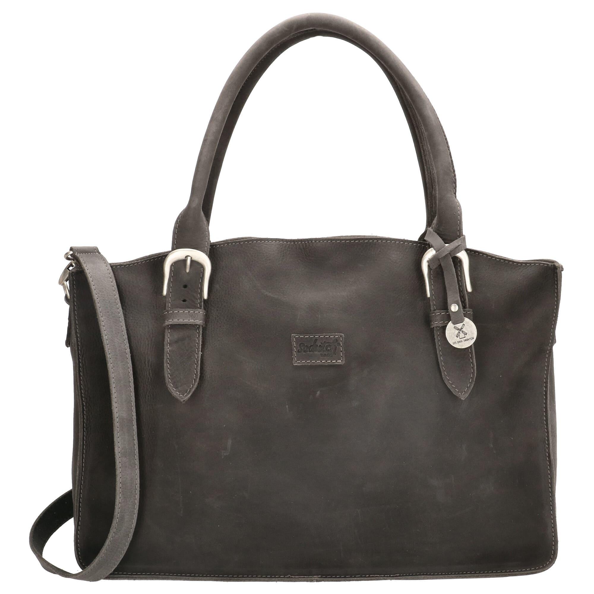 SoDutch Bags Laptoptas #09 Donker Grijs