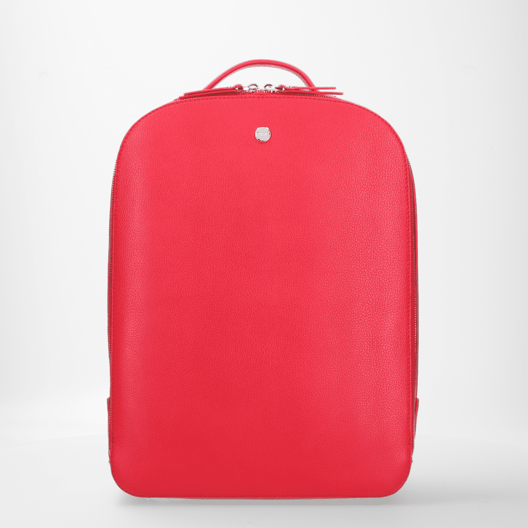 FMME Claire Rugtas 13,3 inch Grain Red