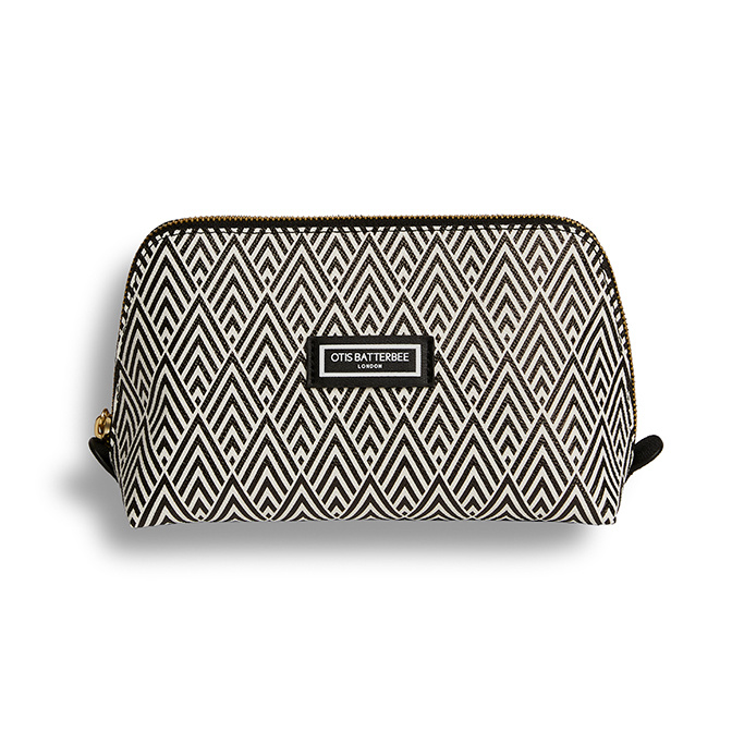 Otis Batterbee The Beauty Makeup Bag L  Black