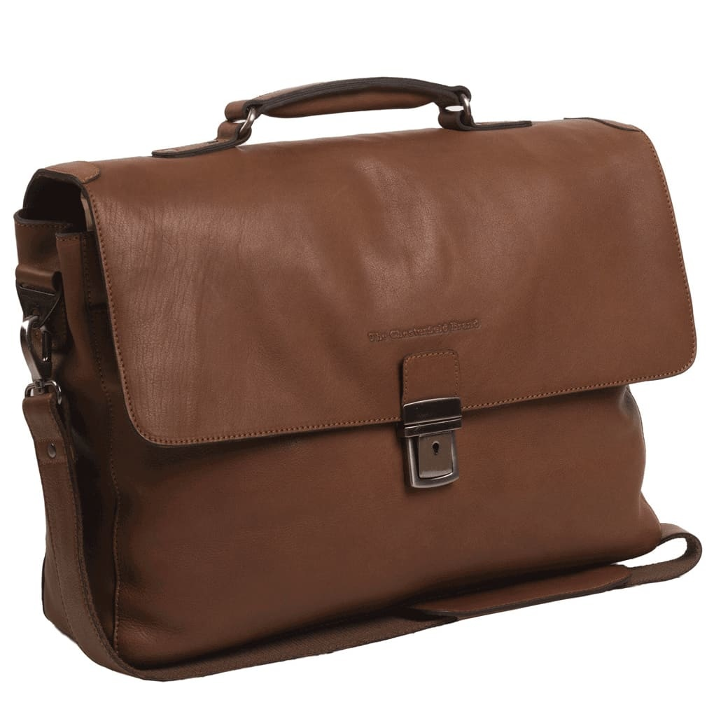 Chesterfield Bags Businessbag Iowa Cognac