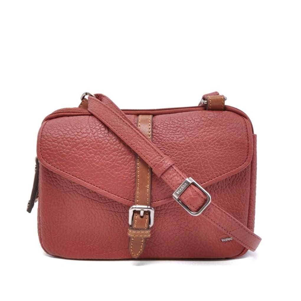 Berba Crossbody Tas Chamonix 125-041 Red