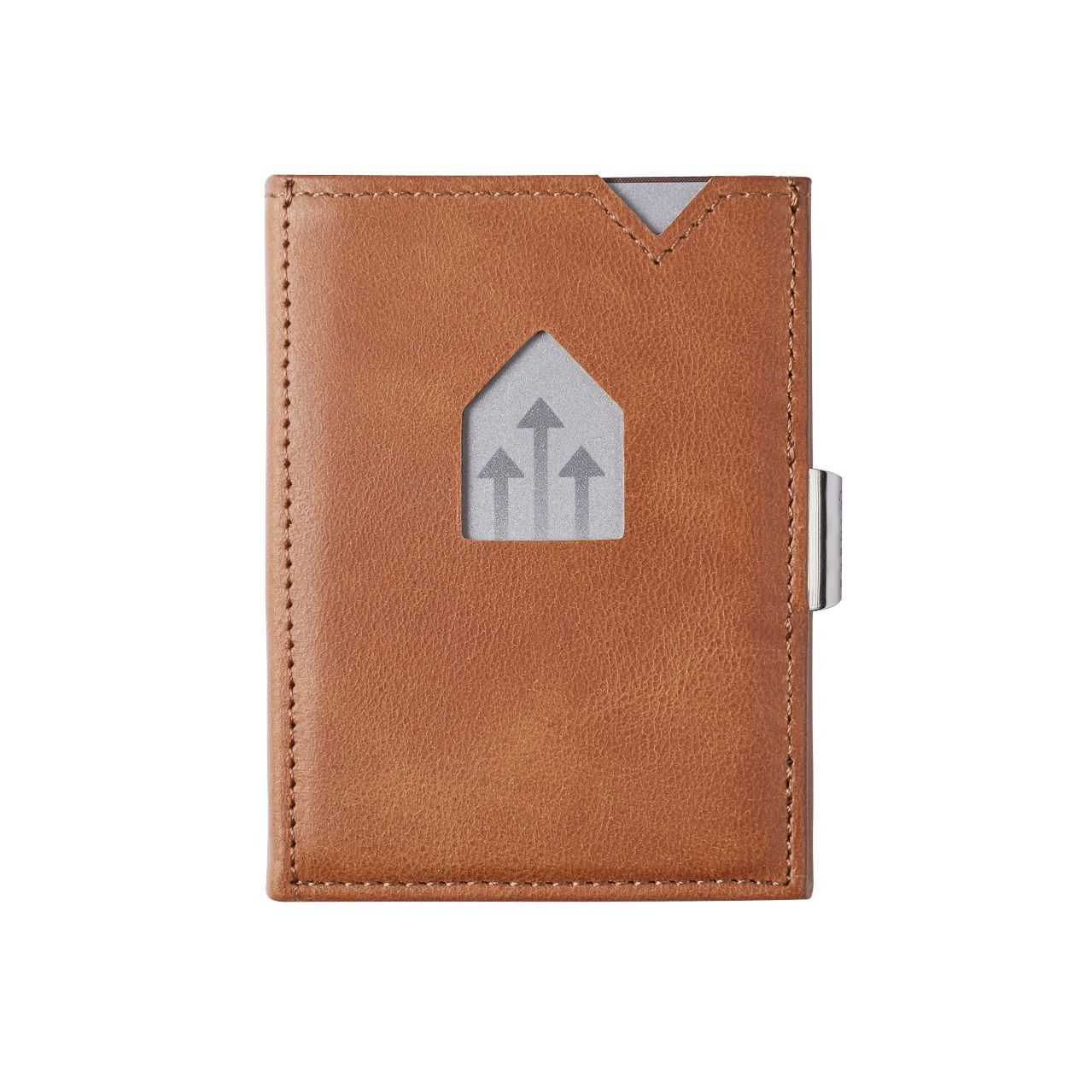 Exentri Leather Wallet Sand