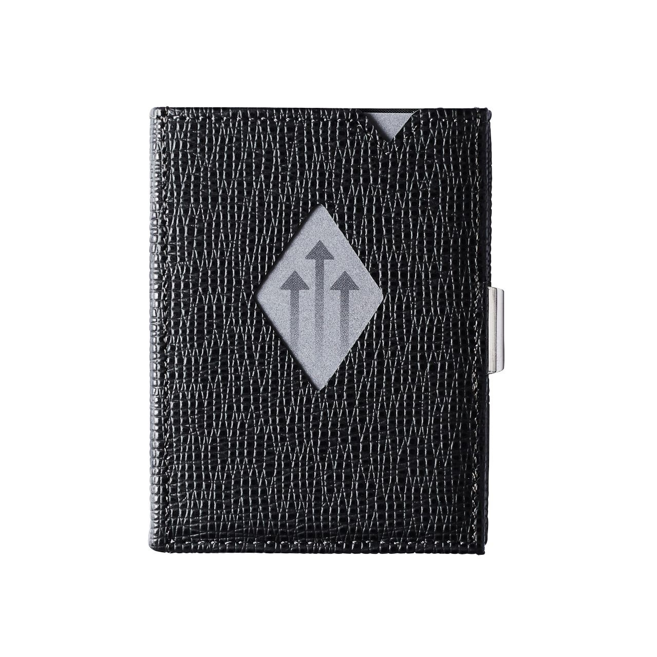 Exentri Leather Wallet Mosaic Black