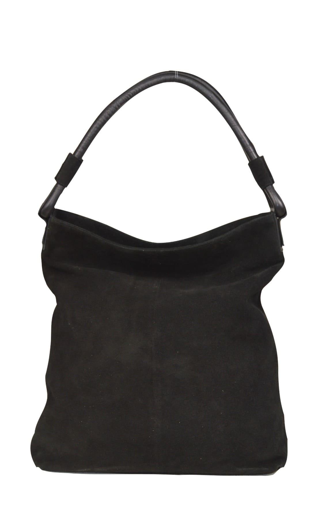 DSTRCT Portland Road Hobo Bag Black