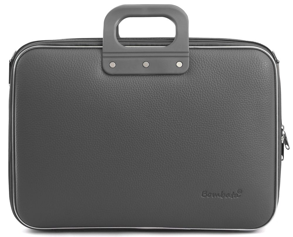 Bombata Business Laptoptas 15 inch Charcoal Grijs