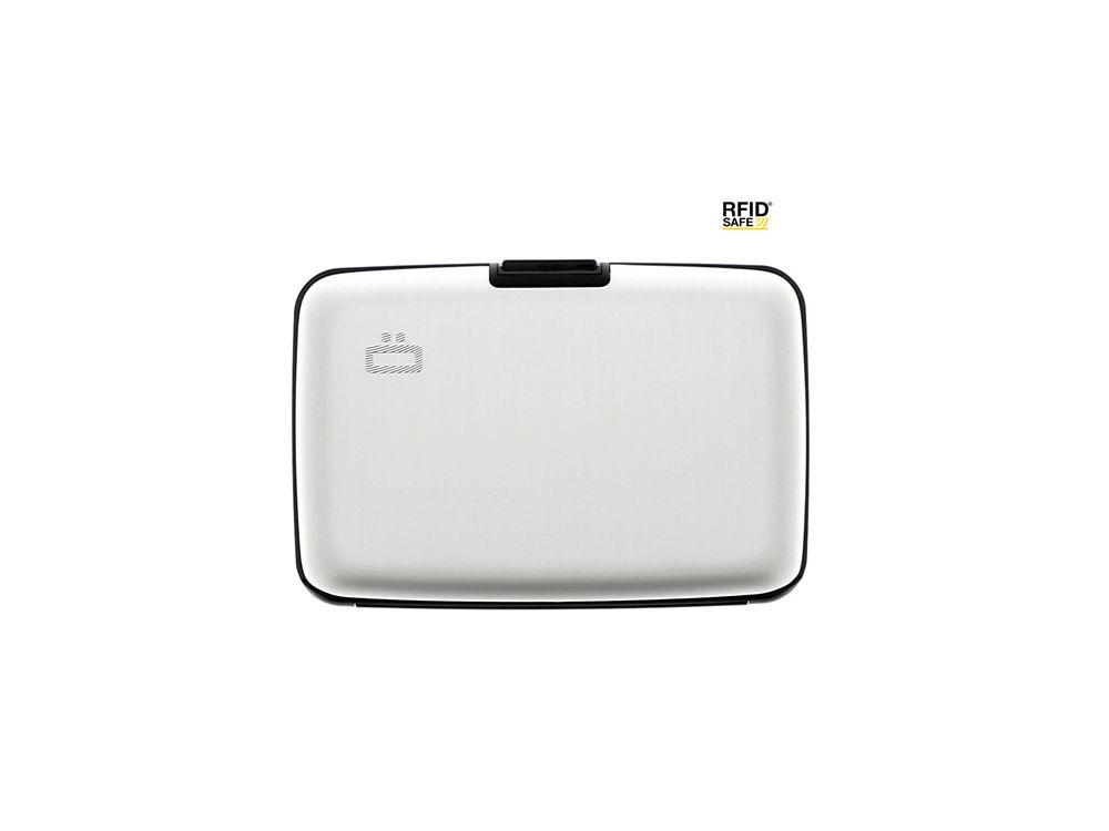Ogon Designs Creditcardhouder Silver