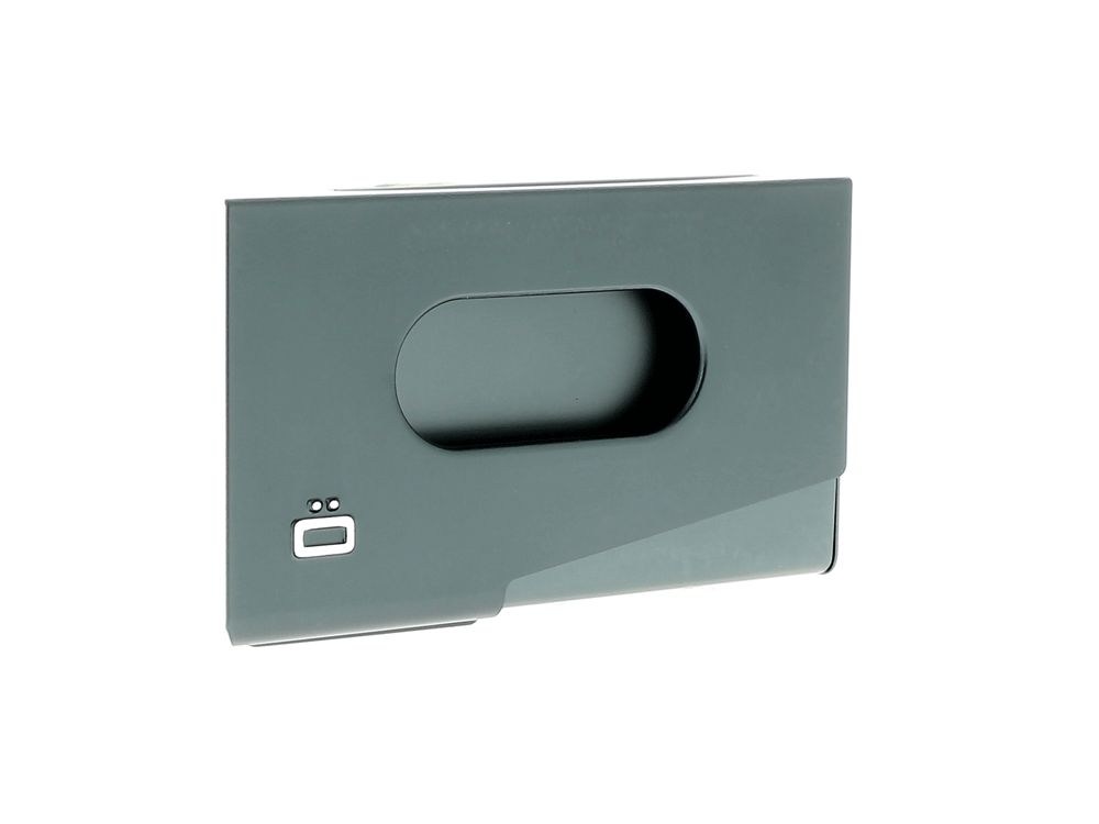 Ogon Business Cardholder One Touch Platinum