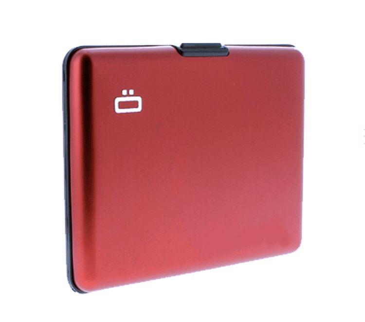 Ogon Big Creditcardhouder Red