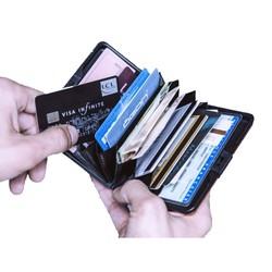 Ogon Big Creditcardhouder Black