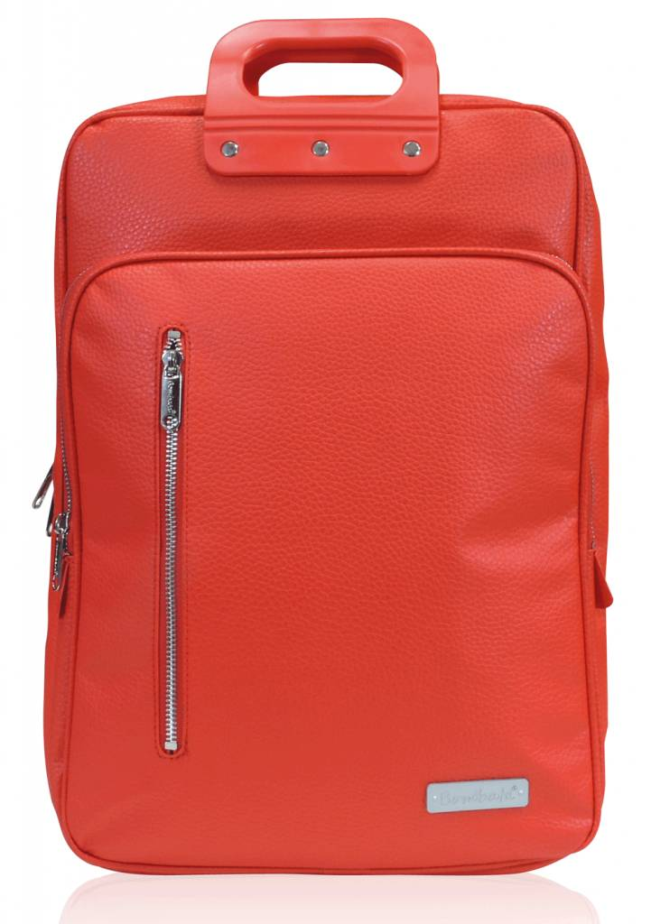 Bombata Laptop Rugtas 15,6 inch Red