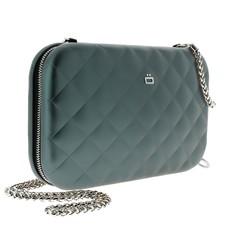 Ogon Clutch Quilted Lady Bag Platinum