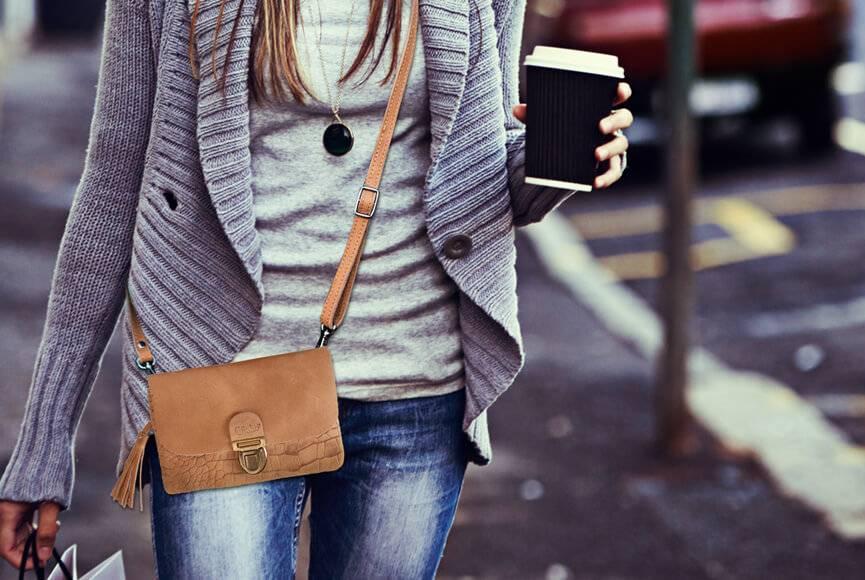 Kleine schoudertasjes