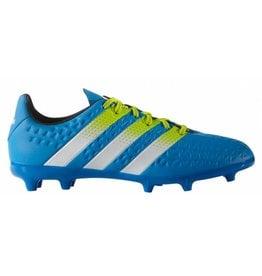 3ae549e569b Adidas Ace 16.3 FG AG J blauw voetbalschoenen kids