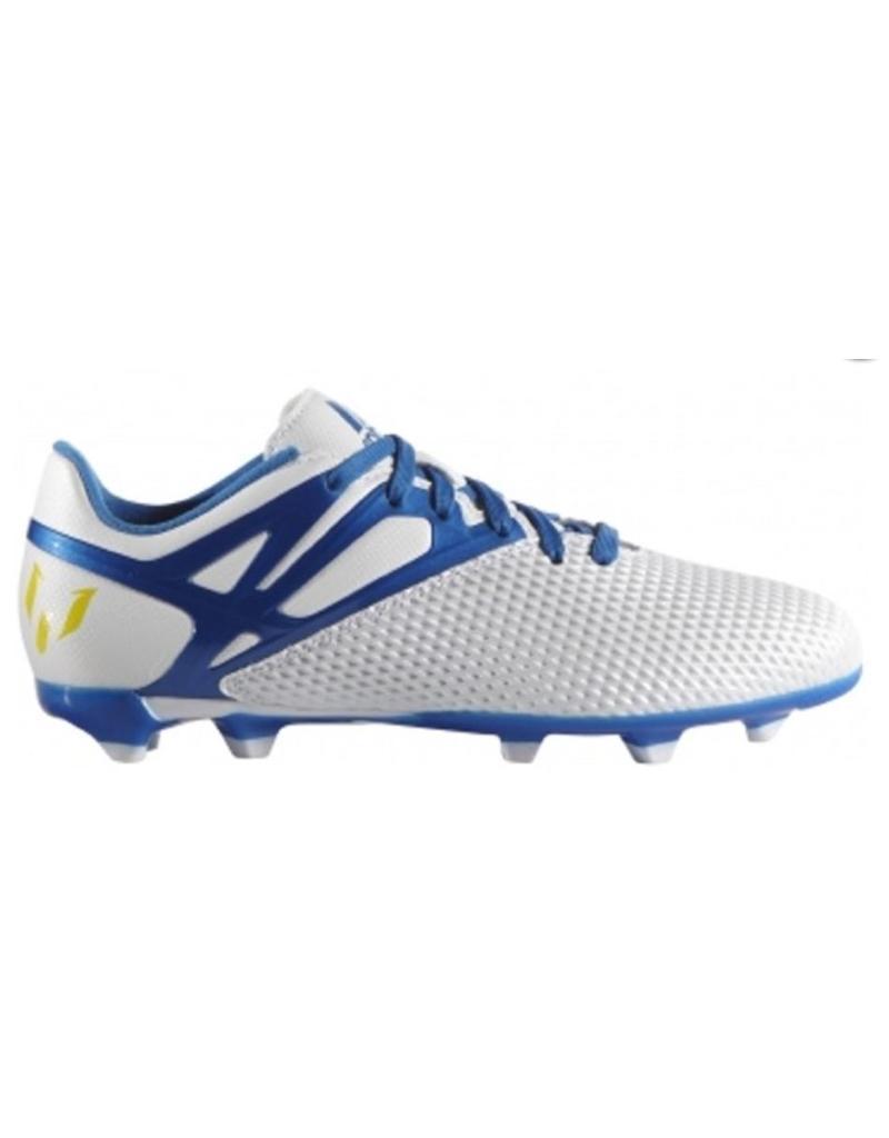 Adidas Adidas Messi 15.3 FG J wit voetbalschoenen kids