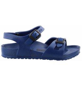 Birkenstock Rio Eva blauw sandalen kids