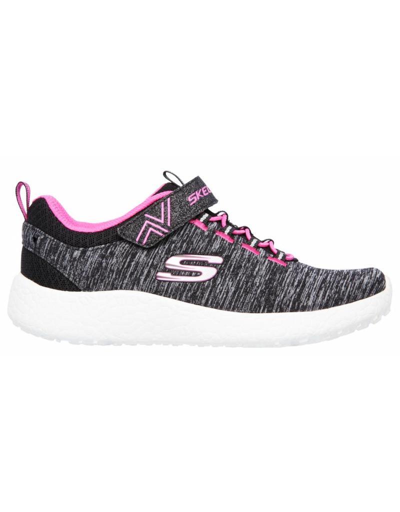 Skechers Skechers Burst Equinox BKHP sneakers meisjes