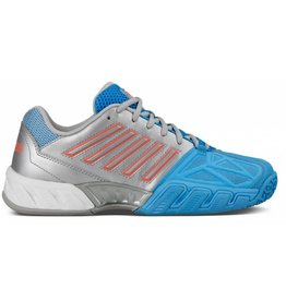 K-Swiss Big Shot Light 3 omni blauw tennisschoenen kids