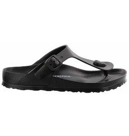 Birkenstock Gizeh Eva zwart slippers dames