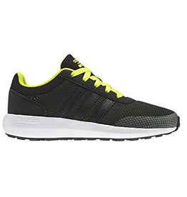Adidas Cloudfoam Race zwart sneakers kids