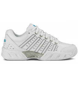 K-Swiss Big Shot Light leather wit tennisschoenen dames