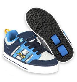 Heelys Bolt Plus X2 Navy New blue Lunar grey sneakers kids