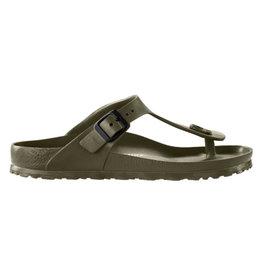 Birkenstock Gizeh Eva groen slippers dames