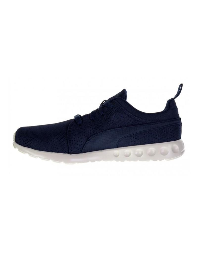 Puma Puma Carson Runner Camo Mesh blauw sneakers