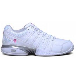 K-Swiss Receiver III omni wit tennisschoenen dames