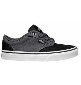 Vans YT Atwood 2 tone zwart sneakers kids
