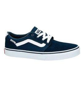 Vans YT Chapman Stripe blauw sneakers kids