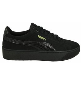 Puma Vikky platform zwart sneakers dames