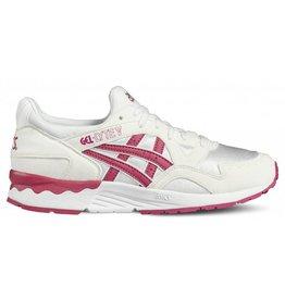 Asics Gel Lyte V GS wit roze sneakers meisjes